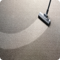 Carpet cleaning   steps rounded