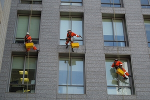 Highrise cleaning   service