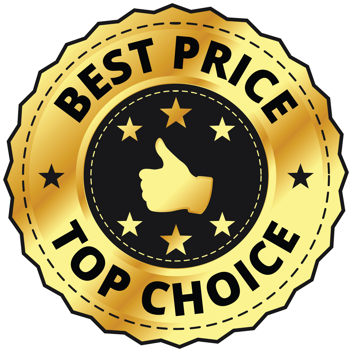 The best prices