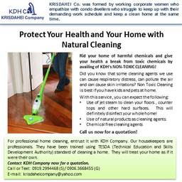 Thumb non toxic cleaning