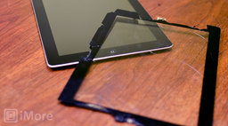 Thumb how to replace a cracked screen on an ipad 2