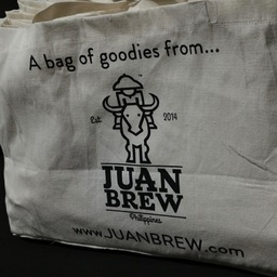 Thumb juan brew bag